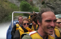 Crazy Jetboating in Queenstown