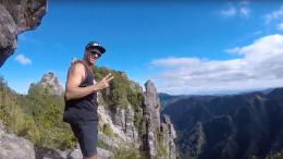 Hike & Climb The Pinnacles in Coromandel