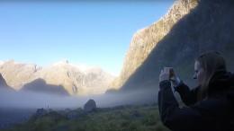 Tramping in Fiordland
